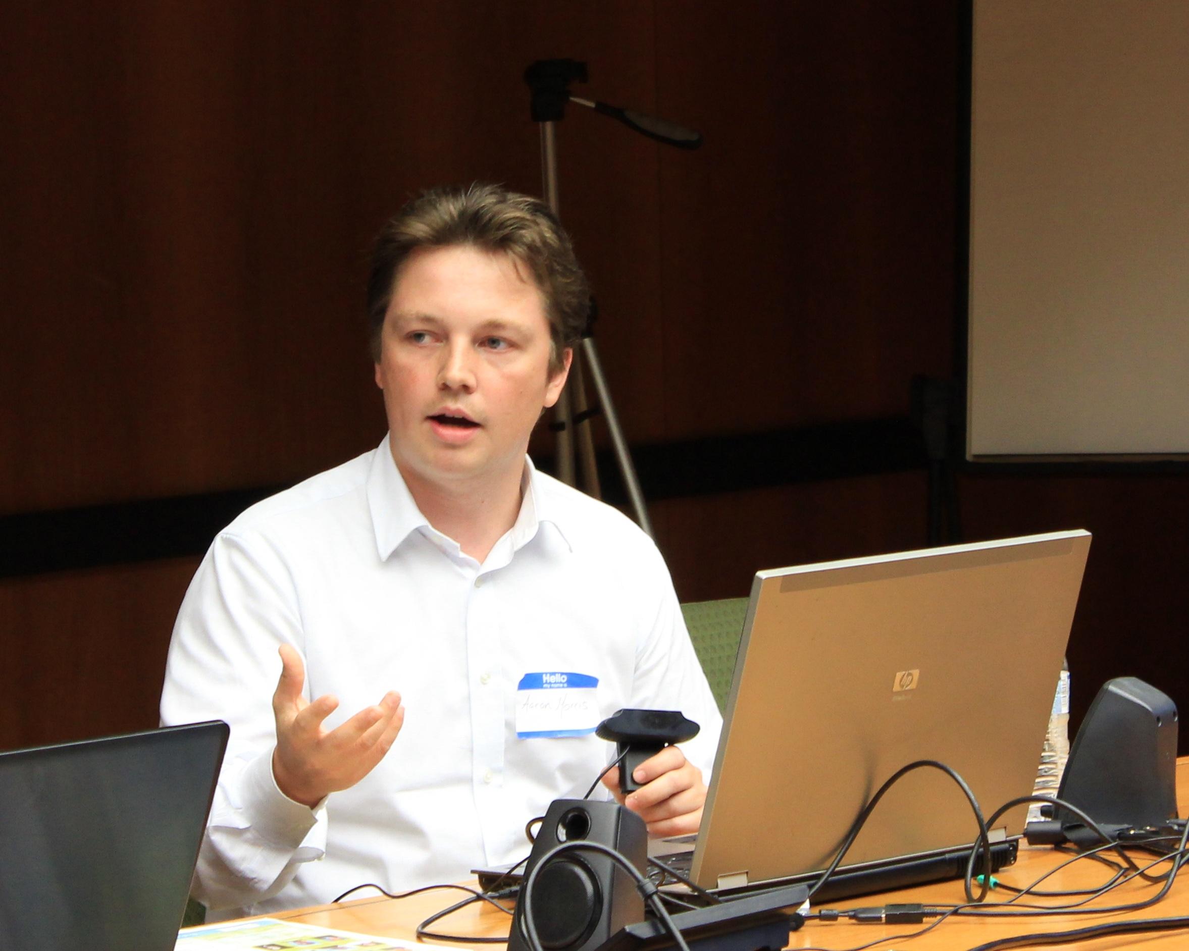 Dr. Aaron Morris (AutoDesk)