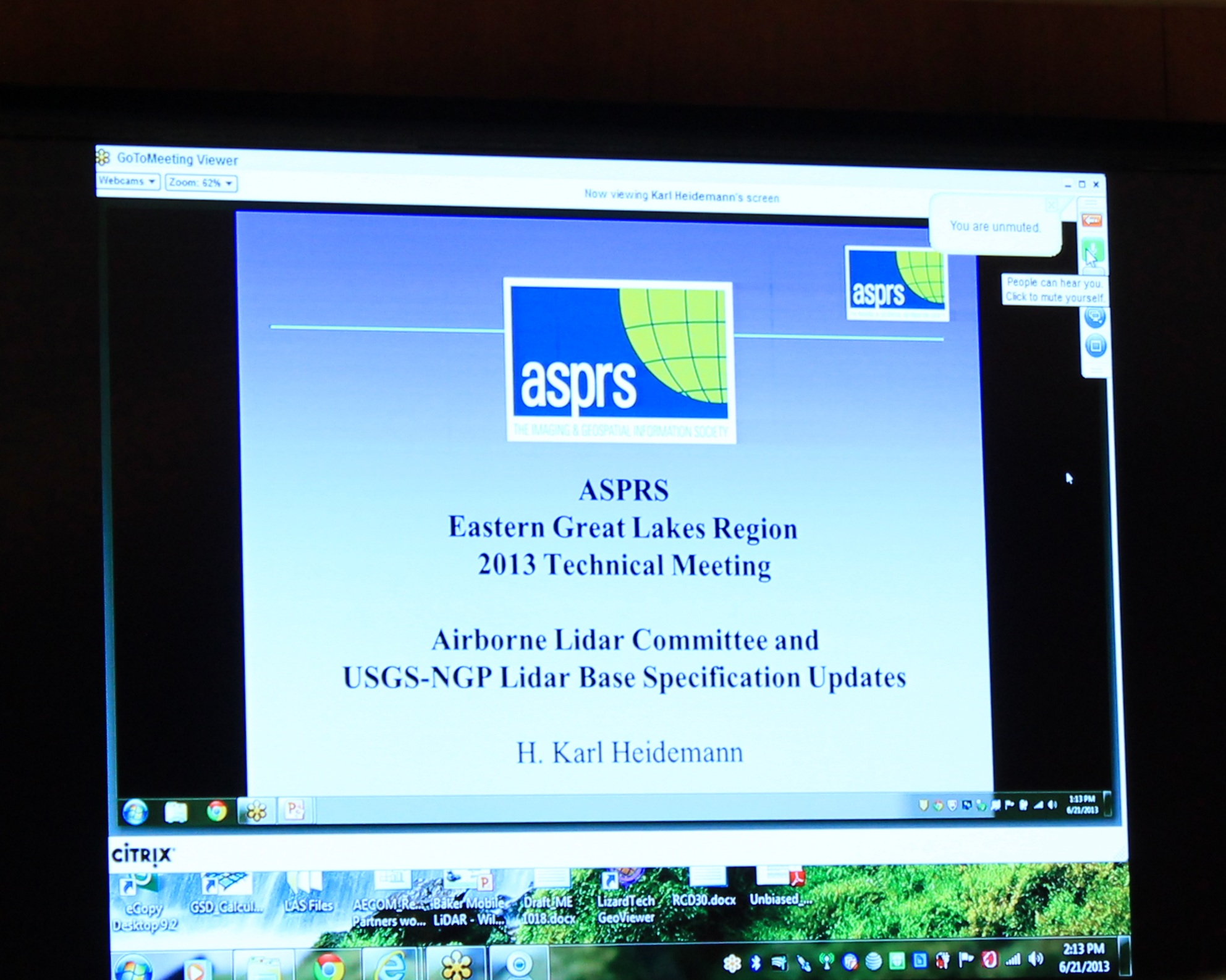 USGS Presentation