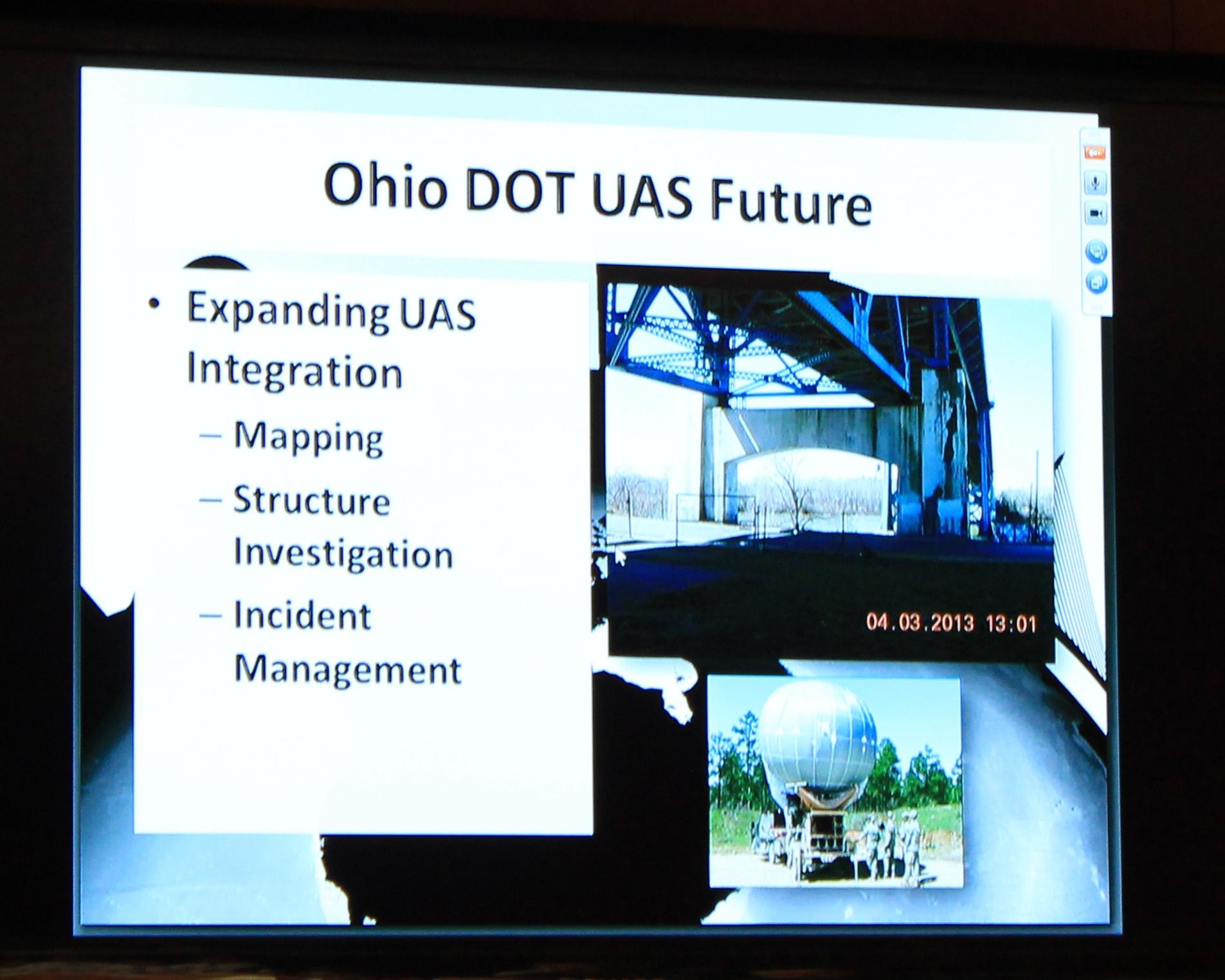 Ohio DOT UAS